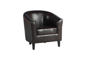 Brookwood Brown Tub Chair