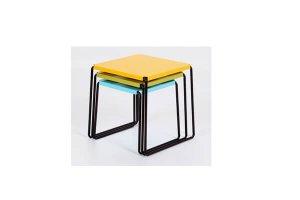 Argon Metal Nest of Tables