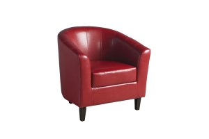Brookwood Red Tub Chair