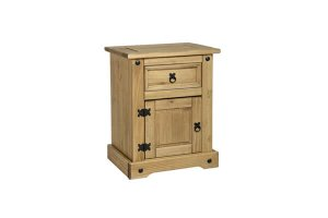 Cordoba 1 Drawer Bedside