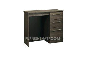 Sapphire Panga 3 Drawer Vanity Desk