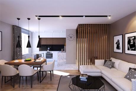 serviced apartment image