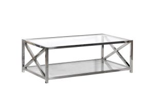 Bonham Glass Coffee Table