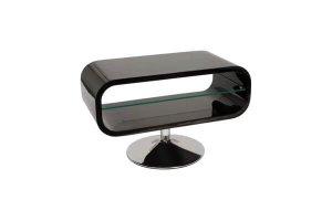 Cube Black High gloss TV Unit