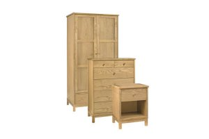 Lily Oak 3 Piece Bedroom Set