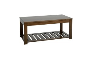 Ella Walnut Coffee Table