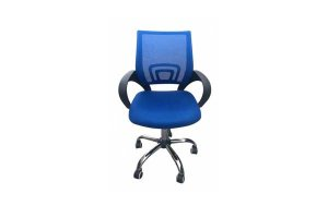Lowry Blue Desk Chair