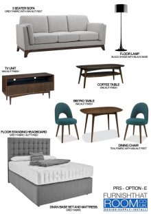 PRS FURNITURE PACKAGE