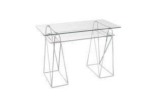 Marco Glass Desk