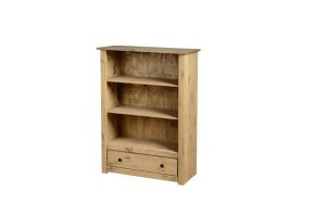 Palma 1 drawer bookcase